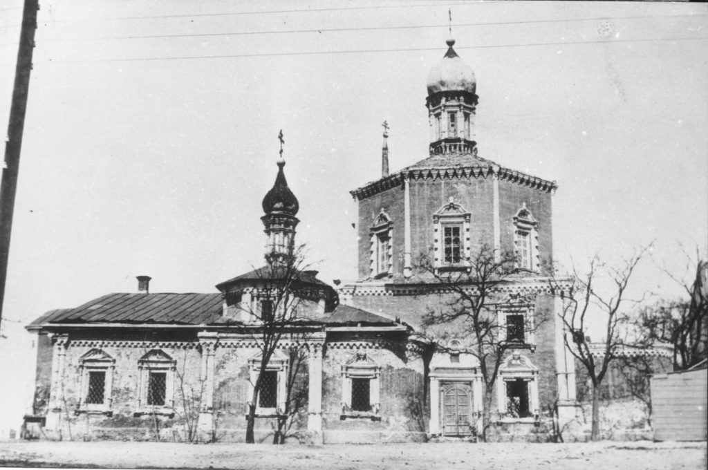 Astrakhan, Church of the Entry of the Lord into Jerusalem