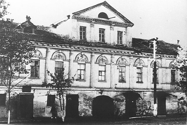 Astrakhan, House of Bezubikov