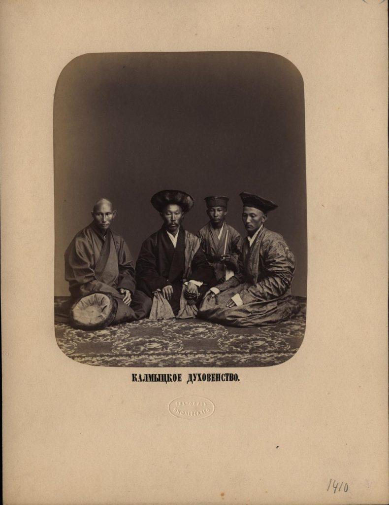 Astrakhan, Kalmyk clergy