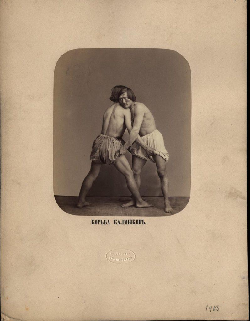 Astrakhan, Kalmyk wrestling