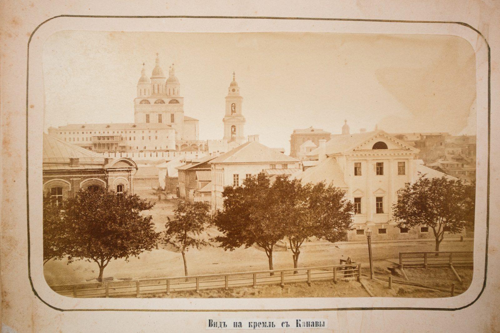 Astrakhan, Kremlin view from Kanava.