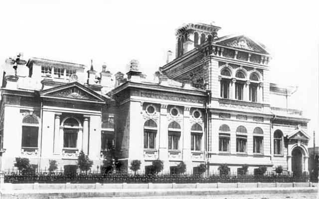 Astrakhan, Kutum, Shelekhov's house