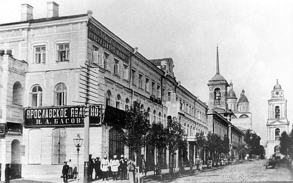 Astrakhan, Shopping street