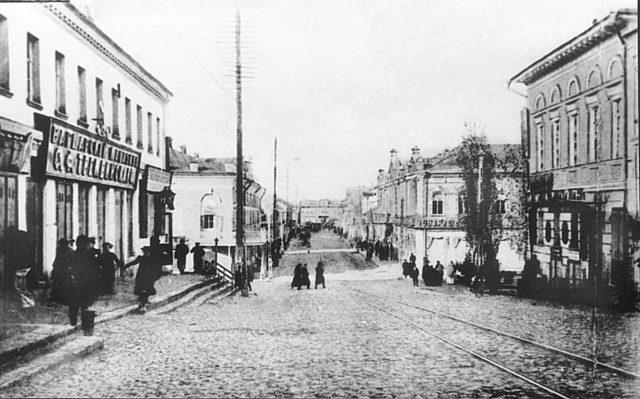 Central Astrakhan