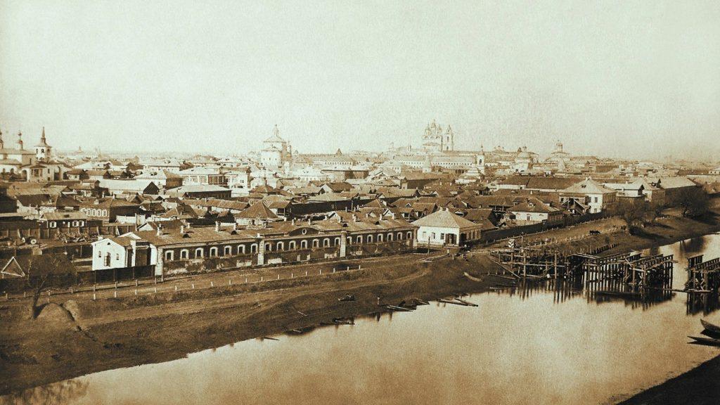 Astrakhan view