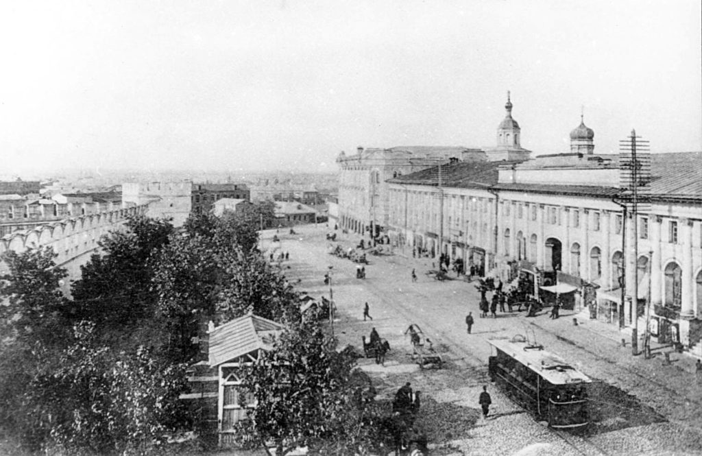 Streets of Astrakhan
