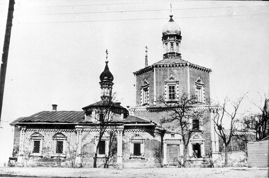 Astrakhan, Church