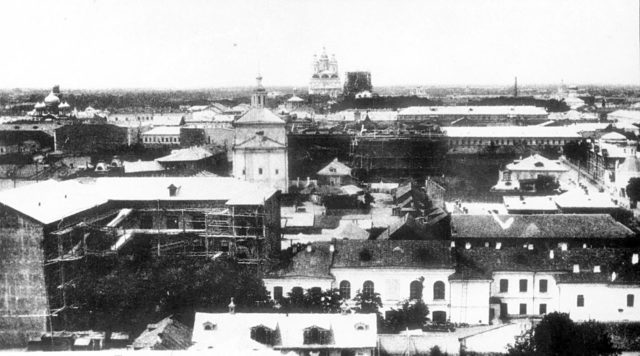 View of Astrakhan