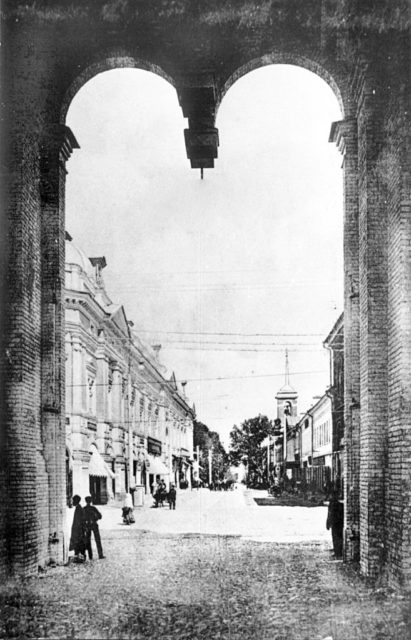 Astrakhan, Gates