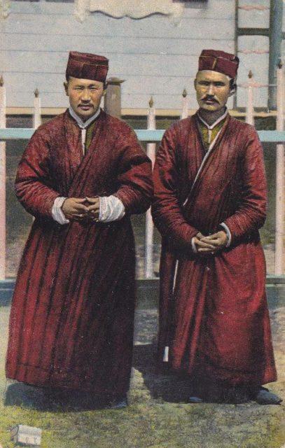 Astrakhan, Tatar clergy