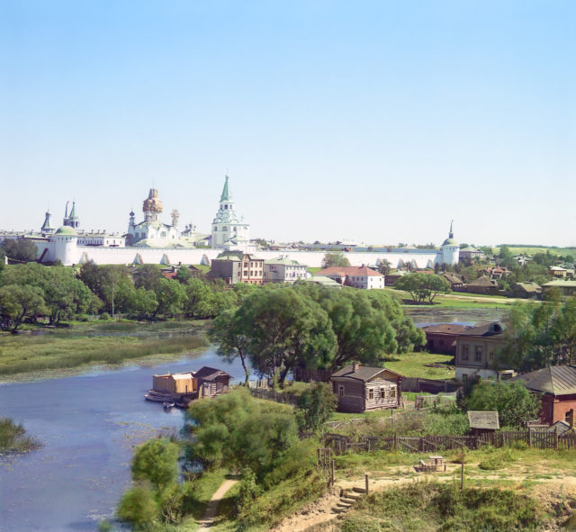 Assumption Monastery. Alexandrov.