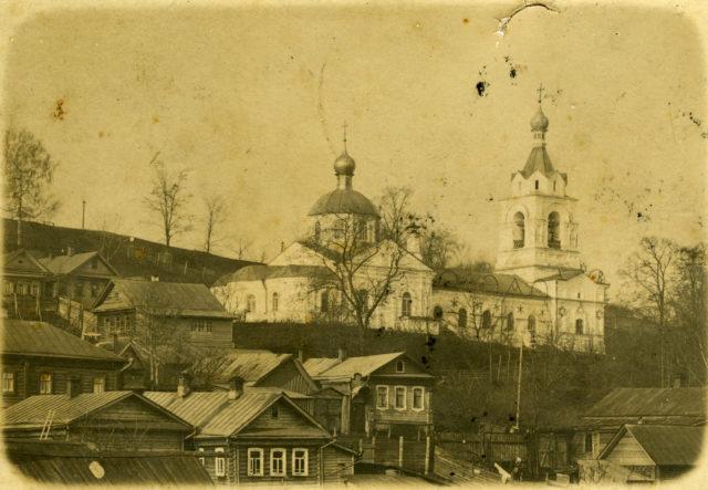 Church of the Presentation - Vyazniki of Vladimir Gubernia