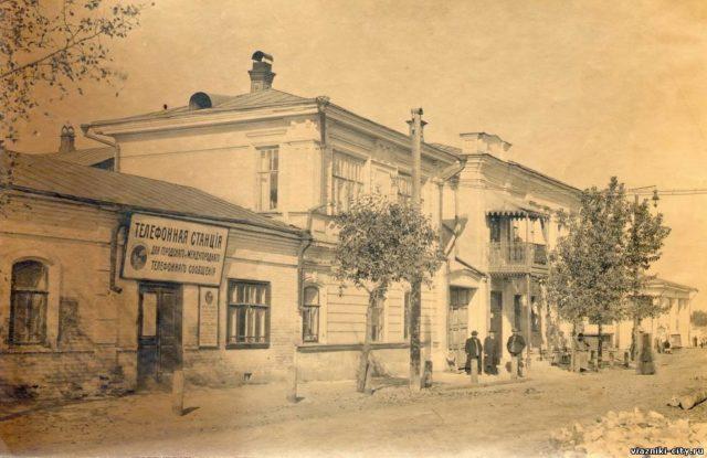 Muromskaya street - Vyazniki of Vladimir Gubernia