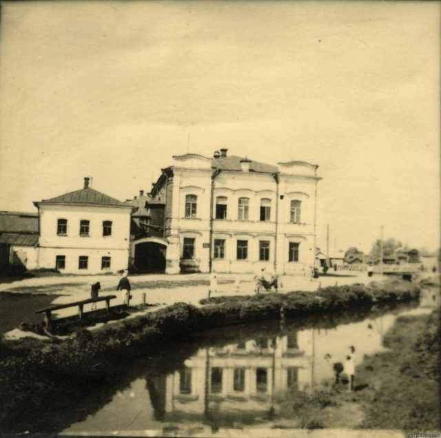 Volshnik - Vyazniki of Vladimir Gubernia