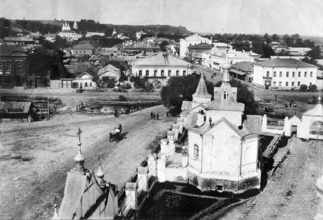 Vyazniki of Vladimir Gubernia - central part