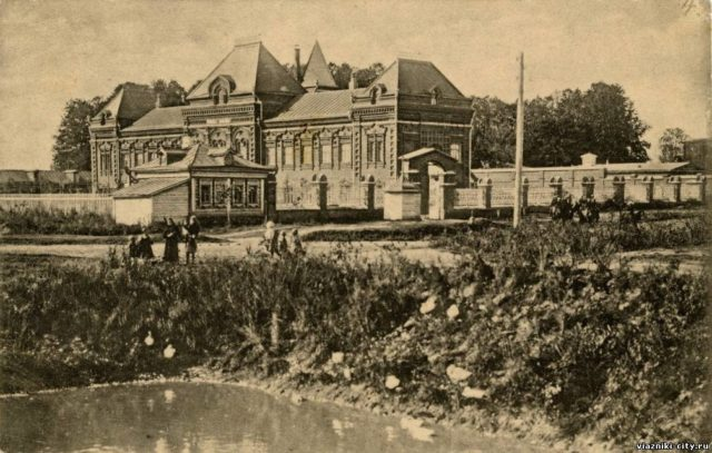Zemsky hospital - Vyazniki of Vladimir Gubernia