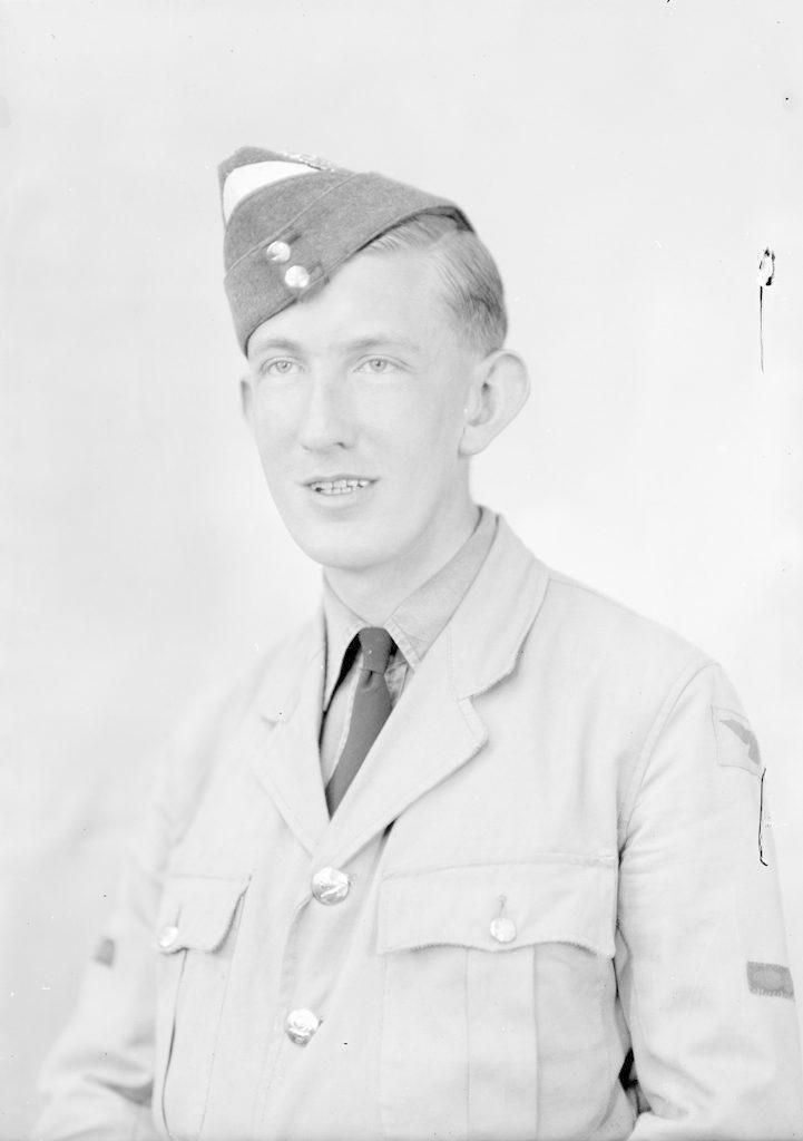 A.R. Mettam, about June 1943
