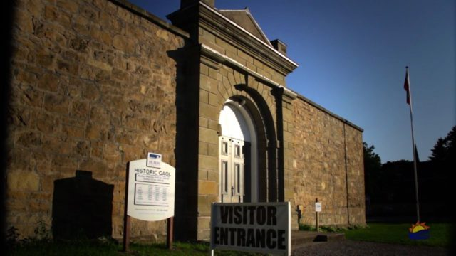 Behind The Bars - Huron Historic Gaol in Goderich, Ontario | Event | Tourism Report | HuronCountyTV