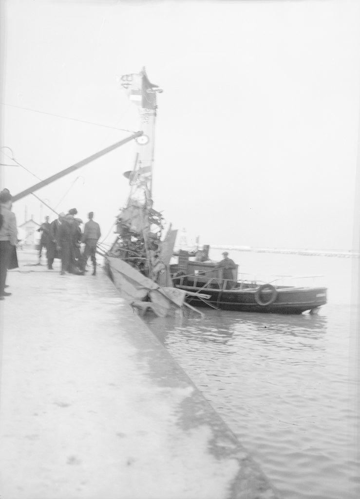 Billington Plane Crash, November 18, 1943