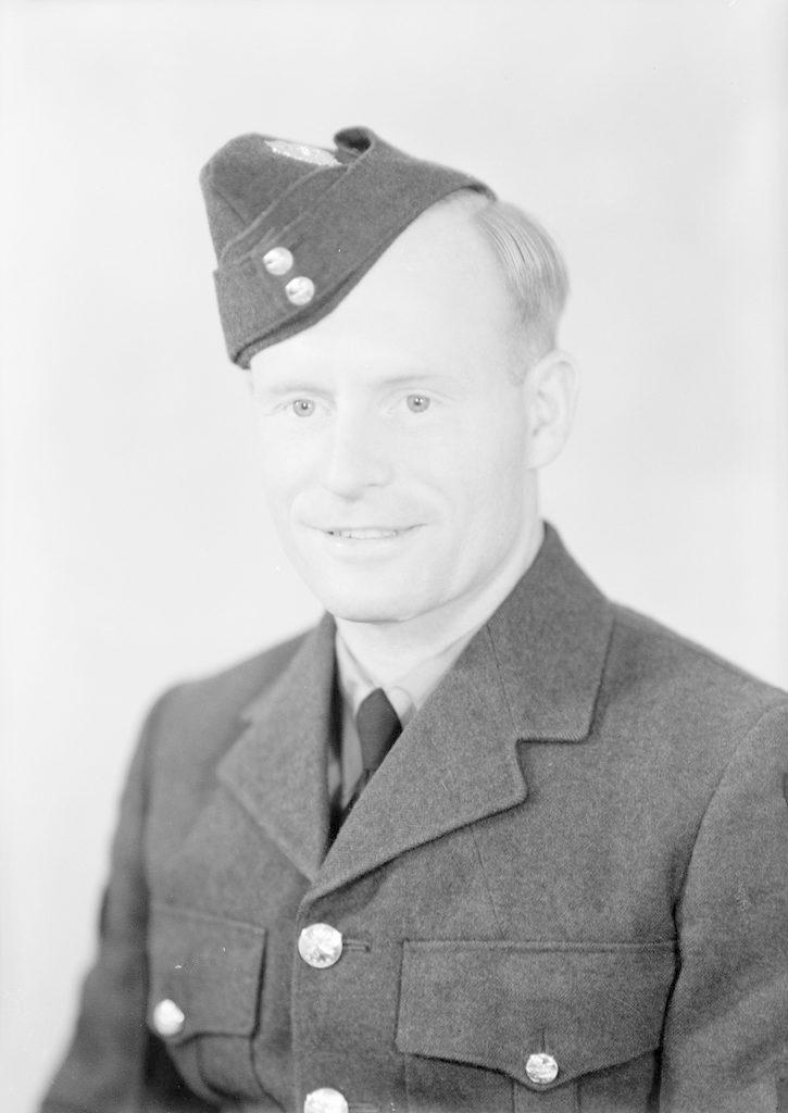 C.E. Johnson, September 1943