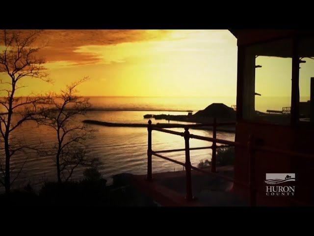 Explore Huron - Goderich, Ontario | HuronCountyTV