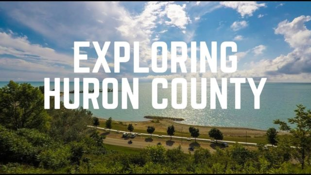 Exploring Huron County: Goderich Day One | Ontario Travel Vlog