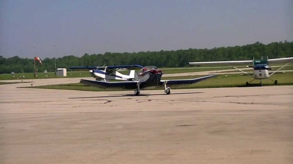 Filming out at the Goderich airport on Sunday, June 10th, 2012 (part 3)