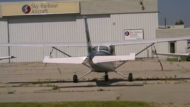 Filming out at the Goderich airport on Sunday, June 10th, 2012 Part 9