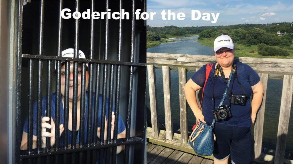 Goderich for the day/ Historic Gaol Tour