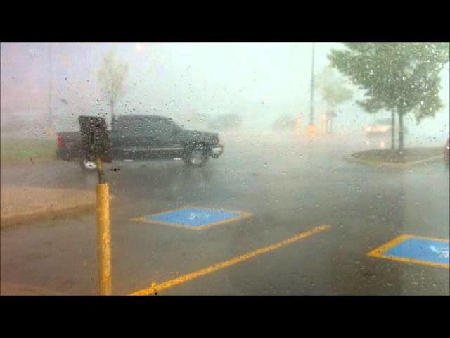 Goderich Ontario Tornado Live Footage August 21st 2011
