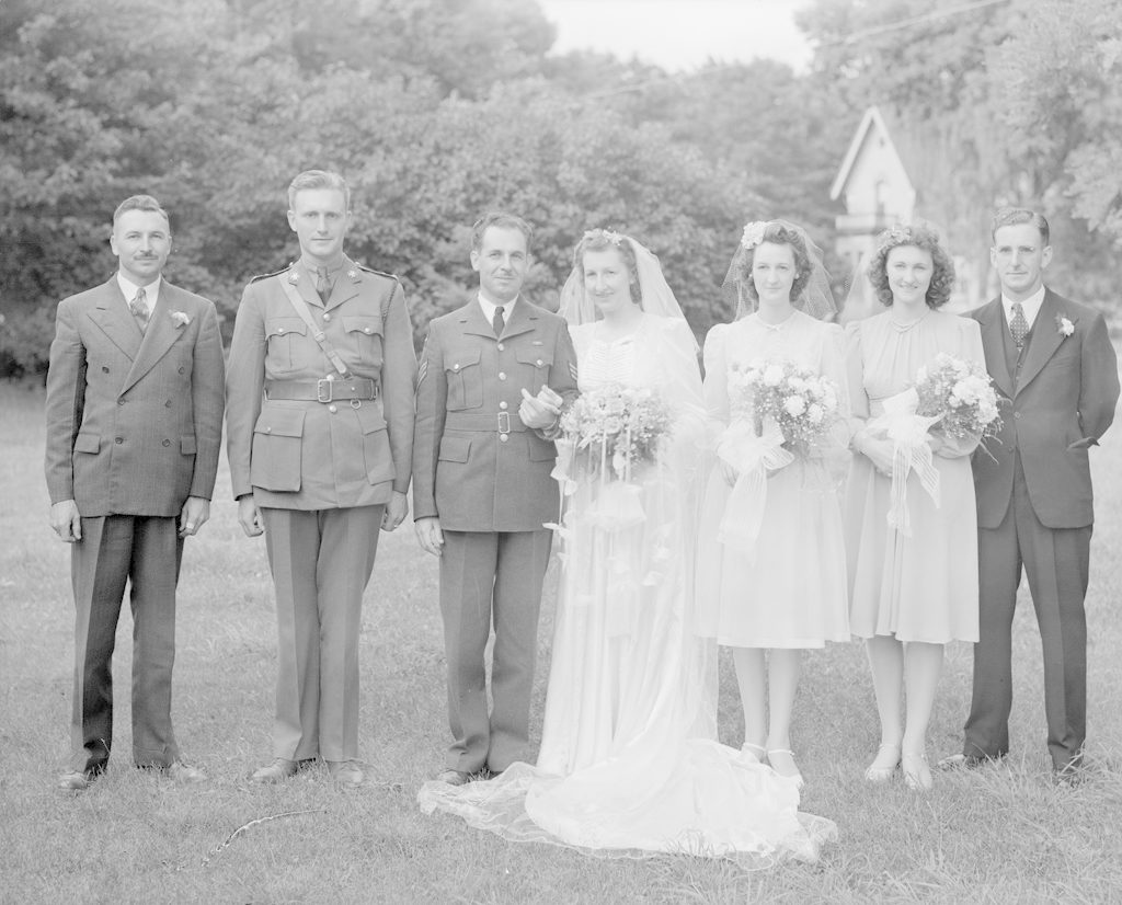 Heard Wedding Party, 1944