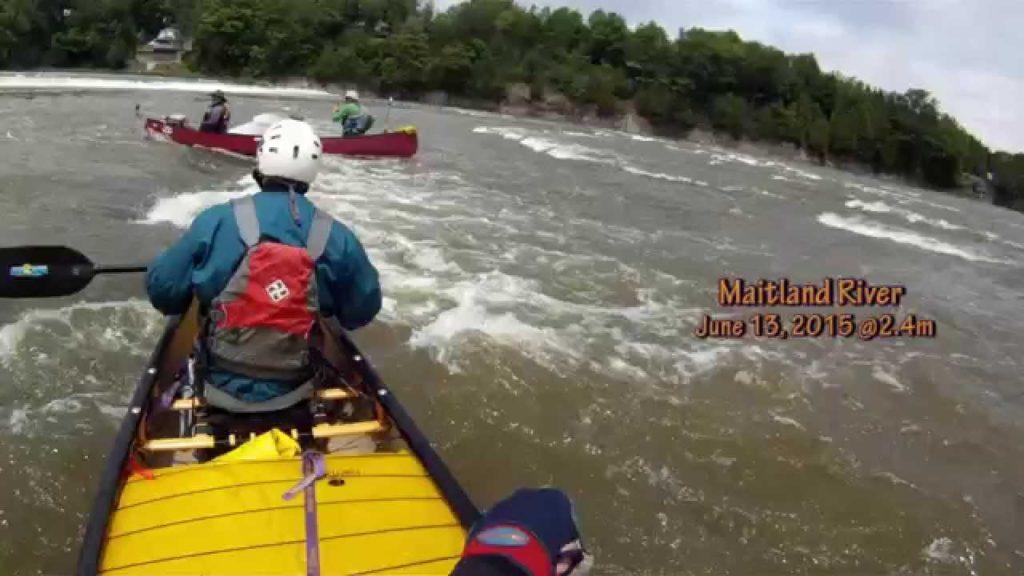 Maitland River - June 2015