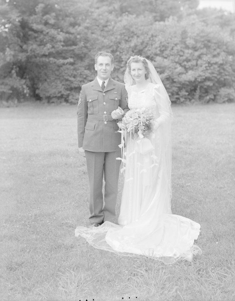 Mr. and Mrs. Heard, 1944