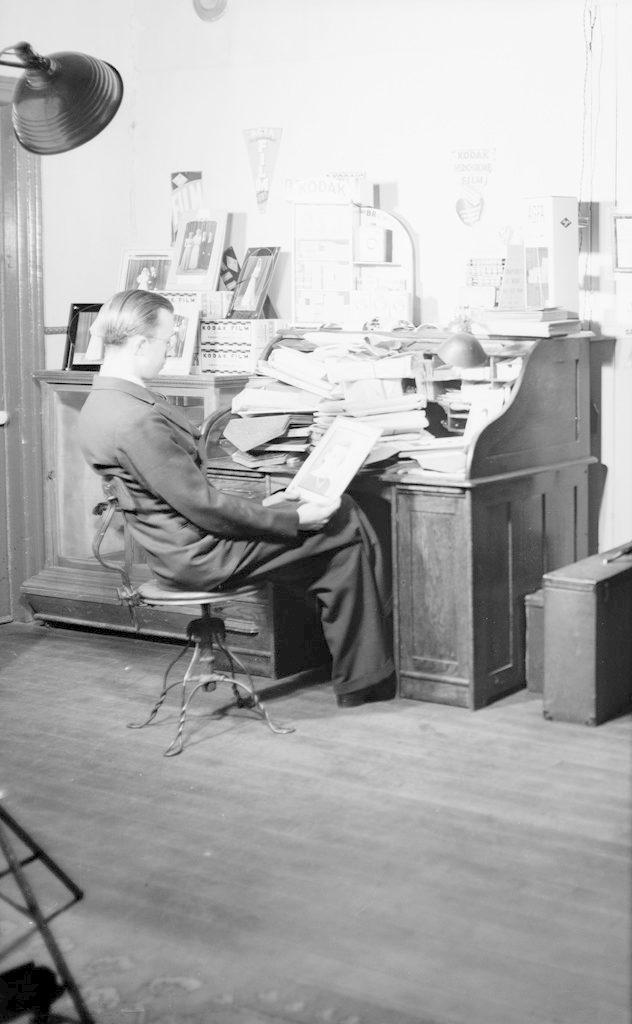 Mr. Henderson, December 11, 1939