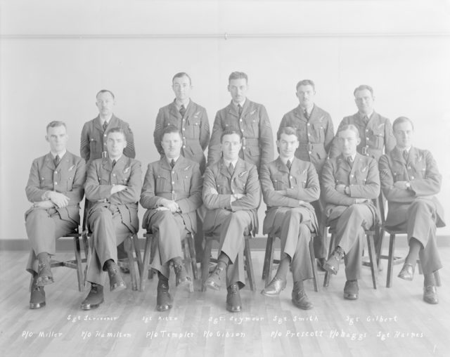 No.1 Air Observer's Course, January 6, 1941