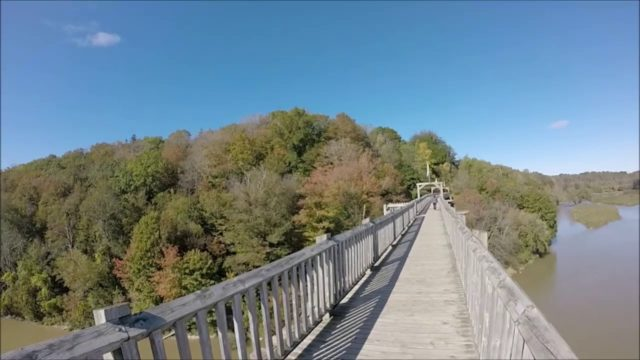 (Oct.2017) Menesetung Bridge, Goderich