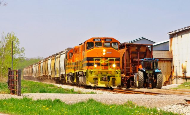 RAILREEL Rocking & Rolling with Goderich & Exeter Railway May 14 2015