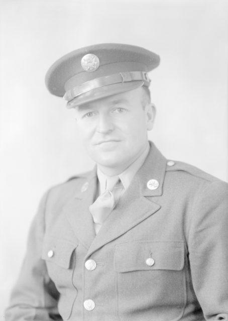Stoechmann, E. Cpl., April 1943