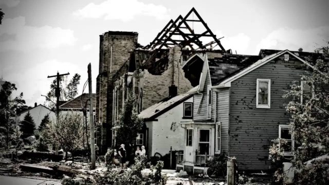 The way the wind blows: how we helped Wayne and his wife rebuild after the Goderich tornado