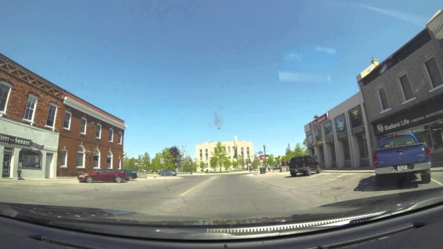 Time lapse around Goderich with Gopro