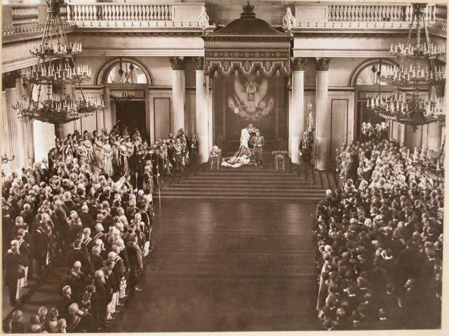 Opening of the State Duma of the Russian Empire of the 1st convocation.