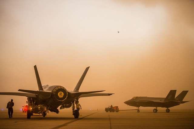 Lockheed Martin F-35A Lightning II's