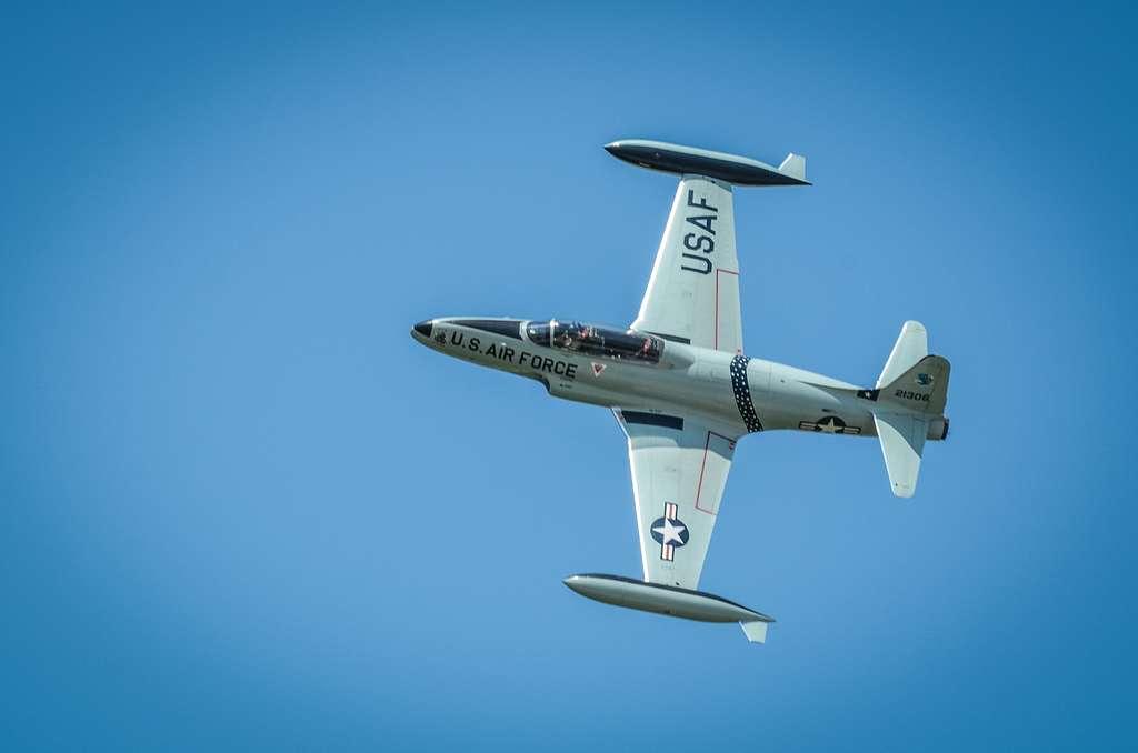 """Lockheed T-33 """"Shooting Star"""""""
