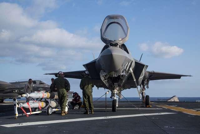 """Lockheed Martin F-35B """"Lightning II"""""""