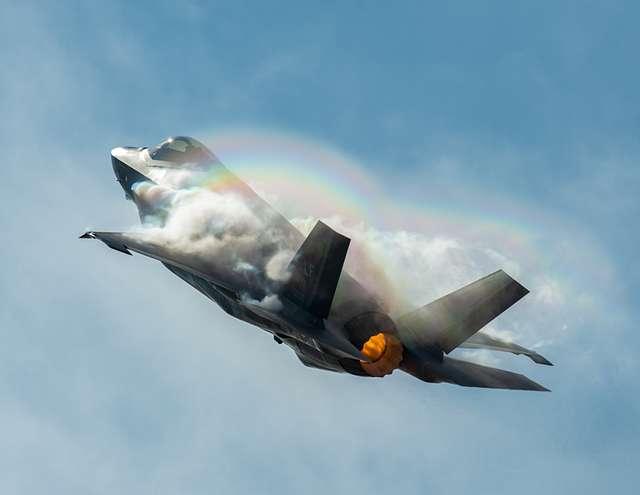 "Lockheed Martin F-35A ""Lightning II"""