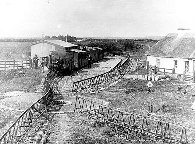 Lartigue Monorail