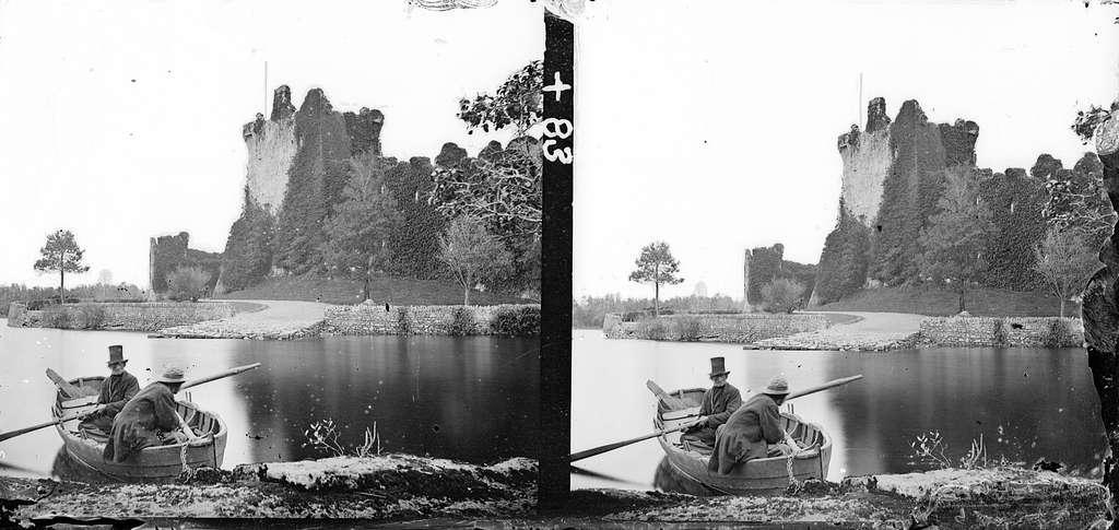Ross Castle, Killarney, Co. Kerry