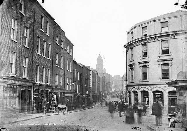 Shop Street, Drogheda, same day?