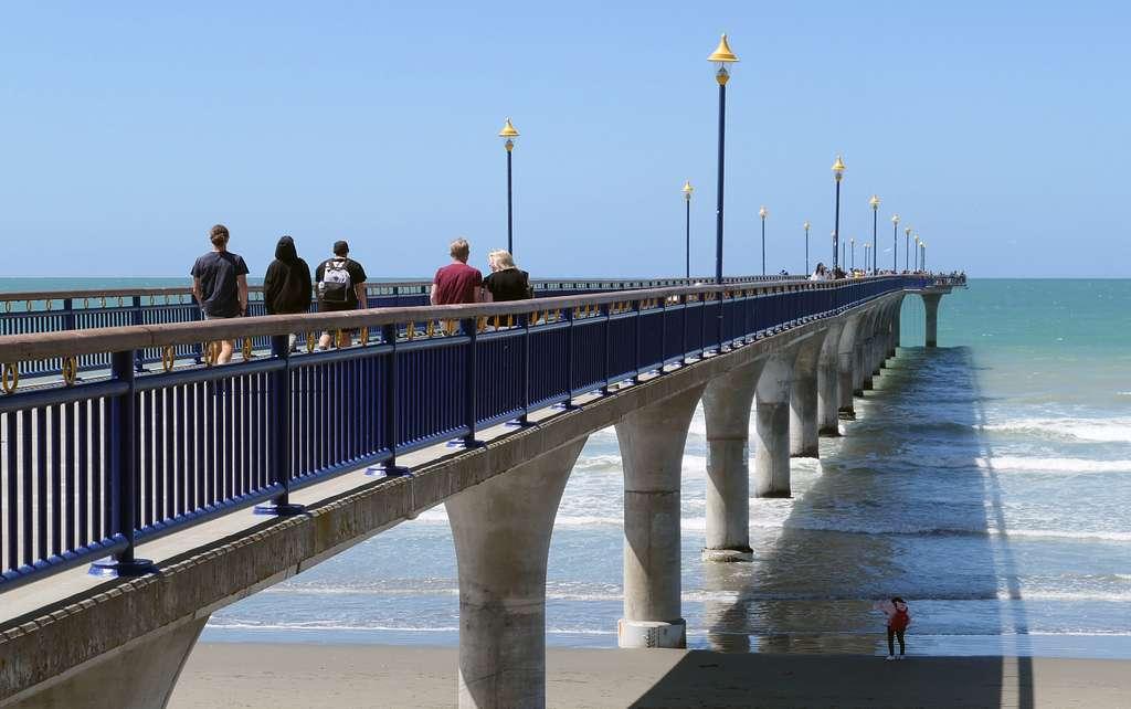The Pier. New Brighton.