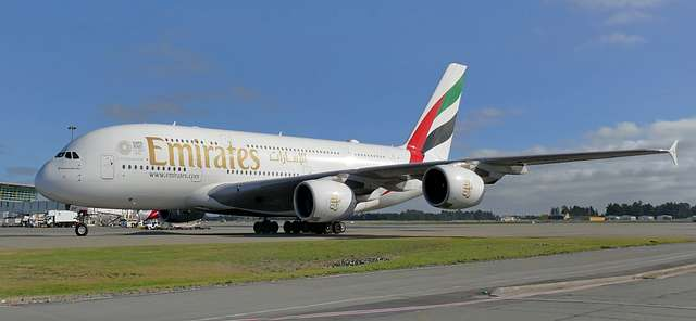 Airbus A380-861.